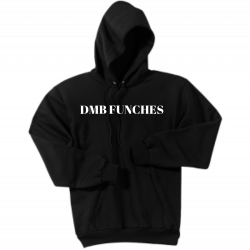 DMB-FUNCHES-MERCH  Men's 50/50 Cotton/Polyester Hoodies Port And Company PC78H