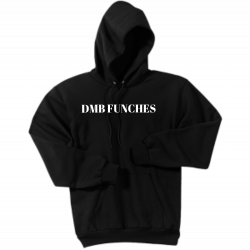 Dmb-funches  Men's 50/50 Cotton/Polyester Hoodies Port And Company PC78H