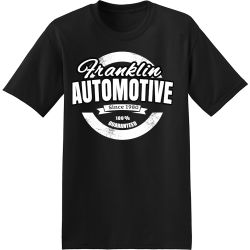 AUTOMOTIVE  100 GUARANTEED Franklin Since 1980