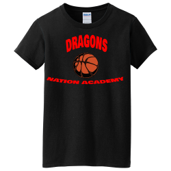 DRAGONS--NATION-ACADEMY I said what I said Women's 100% Cotton T-Shirts Gildan 5000L