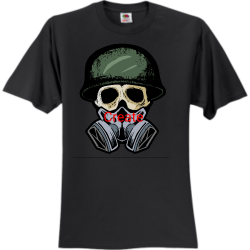 Death-trooper Create Unisex 100% Cotton T-Shirts Fruit Of The Loom 3930