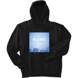 The killers Hot fuss hoodie