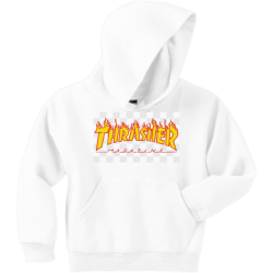 Thrasher-Hoodie Thunder Boy's 50/50 Cotton/Polyester Hoodies Jerzees 996Y
