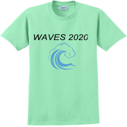 Waves Merch