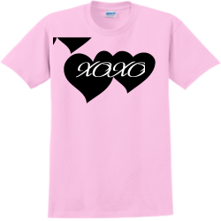 Xoxo Brooke  SWIMMING Kevin Adult 100% Cotton T-Shirts Gildan 2000