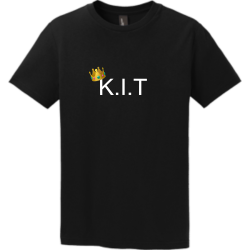 K.I.T Boy's 100% Cotton T-Shirts District Threads DT5000Y