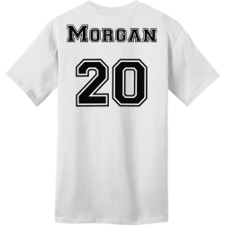 Morgan-20 Create Adult 100% Cotton T-Shirts Port And Company PC150