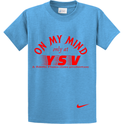ON-MY-MIND-only-at-YSV-A-RAbbi-Flams-class-production PROPERTY OF XXL BYRON Design Custom T-shirts