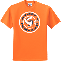 Orange-Shirt Winters End Invitational Ol Colony Golf Course 20 Tuscaloosa Alabama 20 Men's 50/50 Cotton/Polyester T-Shirts Jerzees 29M