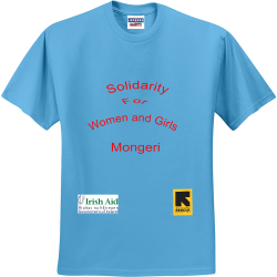 Solidarity-For-Women--and-Girls-Mongeri Winters End Invitational Ol Colony Golf Course 20 Tuscaloosa Alabama 20 Men's 50/50 Cotton/Polyester T-Shirts Jerzees 29M
