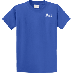 Ace PROPERTY OF XXL PARK Design Custom T-shirts