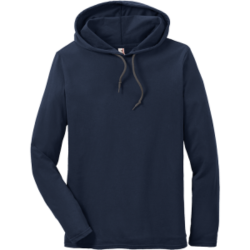 Goat-chase Create Men's 100% Cotton Hoodies Anvil 987