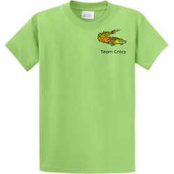 Team Crocodile Shirts