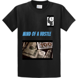 Hustler Tshirt Contest Design Custom T-shirts
