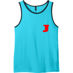 Jarvis OUTERLIMIT   outerlimit2018 Mens 100% Cotton Tank Tops District Threads DT1500