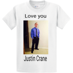 Justin Tshirt Contest Design Custom T-shirts