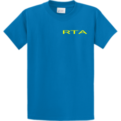 RTA Tshirt Contest Design Custom T-shirts