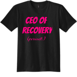 CEO of recovery
