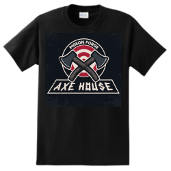 Axe-house Adult 100% Cotton T-Shirts Port And Company PC61PT