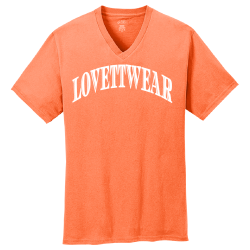 LOVETTWEAR  BENT ORANGE